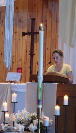 Worship reader